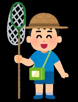 大横川親水公園の生き物一覧【野鳥などの動物・昆虫リスト】